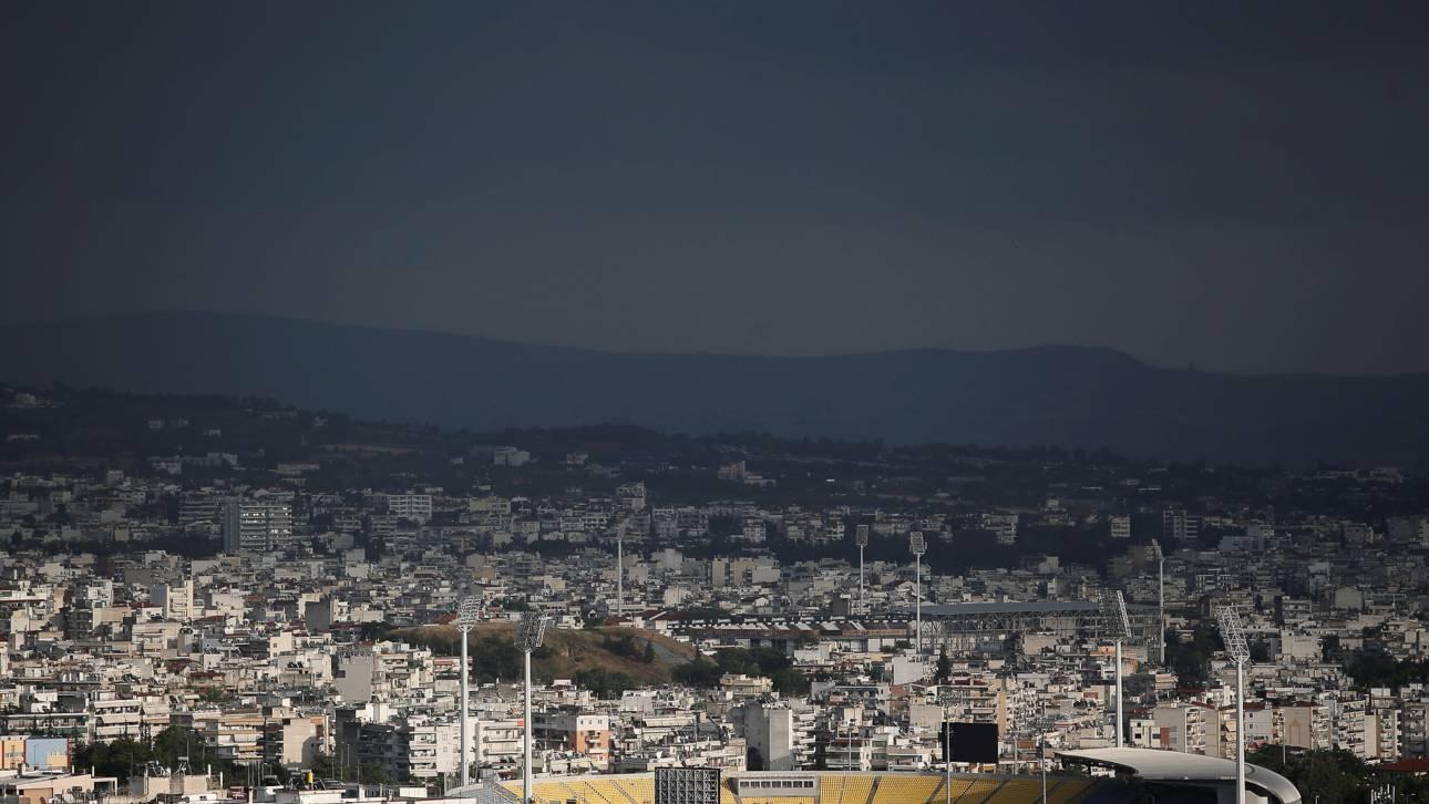 Έκτακτο δελτίο: Η ΕΜΥ προειδοποιεί για ραγδαία επιδείνωση του καιρού