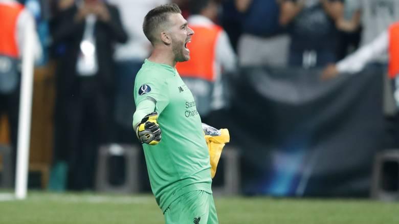 UEFA Super Cup: Στην κορυφή η Λίβερπουλ με «σωτήρα» τον Άντριαν