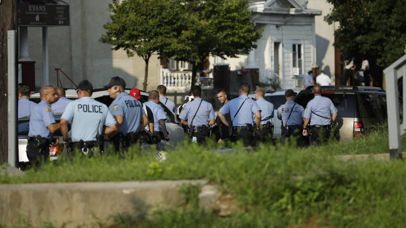 Συναγερμός στη Φιλαδέλφεια: Ένοπλος κράτησε ομήρους και τραυμάτισε έξι αστυνομικούς