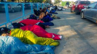 Σαμοθράκη: Αγανάκτηση και εντάσεις μετά τον πολυήμερο ακτοπλοϊκό αποκλεισμό