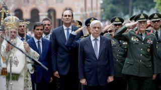 Παυλόπουλος: Να αναγνωρισθεί διεθνώς η Γενοκτονία των Ελλήνων του Πόντου