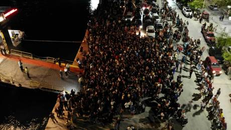 Σαμοθράκη: Πάνω από 1.500 επισκέπτες αναχώρησαν την Τετάρτη - Το 90% αγγίζουν οι ακυρώσεις
