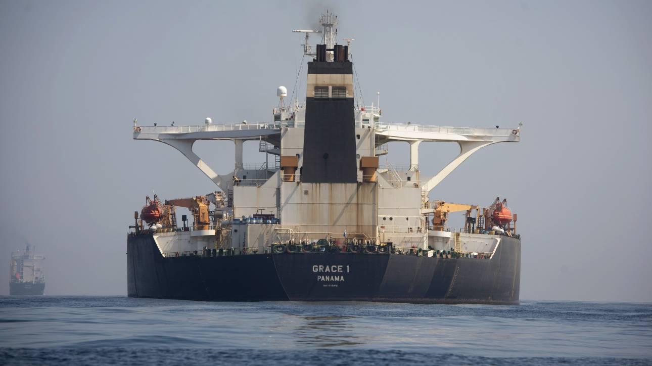 Γιβραλτάρ: Το Ανώτατο Δικαστήριο επέτρεψε στο ιρανικό δεξαμενόπλοιο να αναχωρήσει