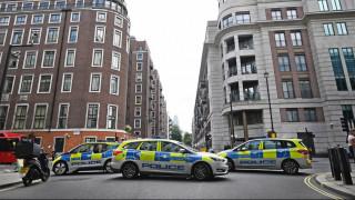 Λονδίνο: Συνελήφθη 29χρονος για την επίθεση κατά άνδρα κοντά στο υπ. Εσωτερικών