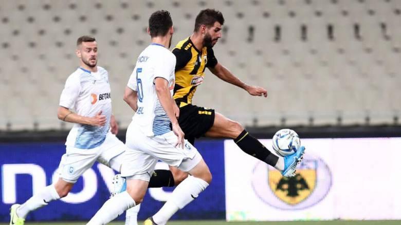 ΑΕΚ - Κραϊόβα 1-1: Πέρασε, αλλά απογοήτευσε