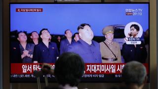 Νέες εκτοξεύσεις πυραύλων «άγνωστου τύπου» από τη Βόρεια Κορέα