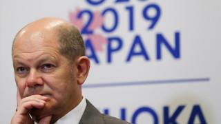 Γερμανία: Υποψήφιος για την προεδρία του SPD ο Όλαφ Σολτς