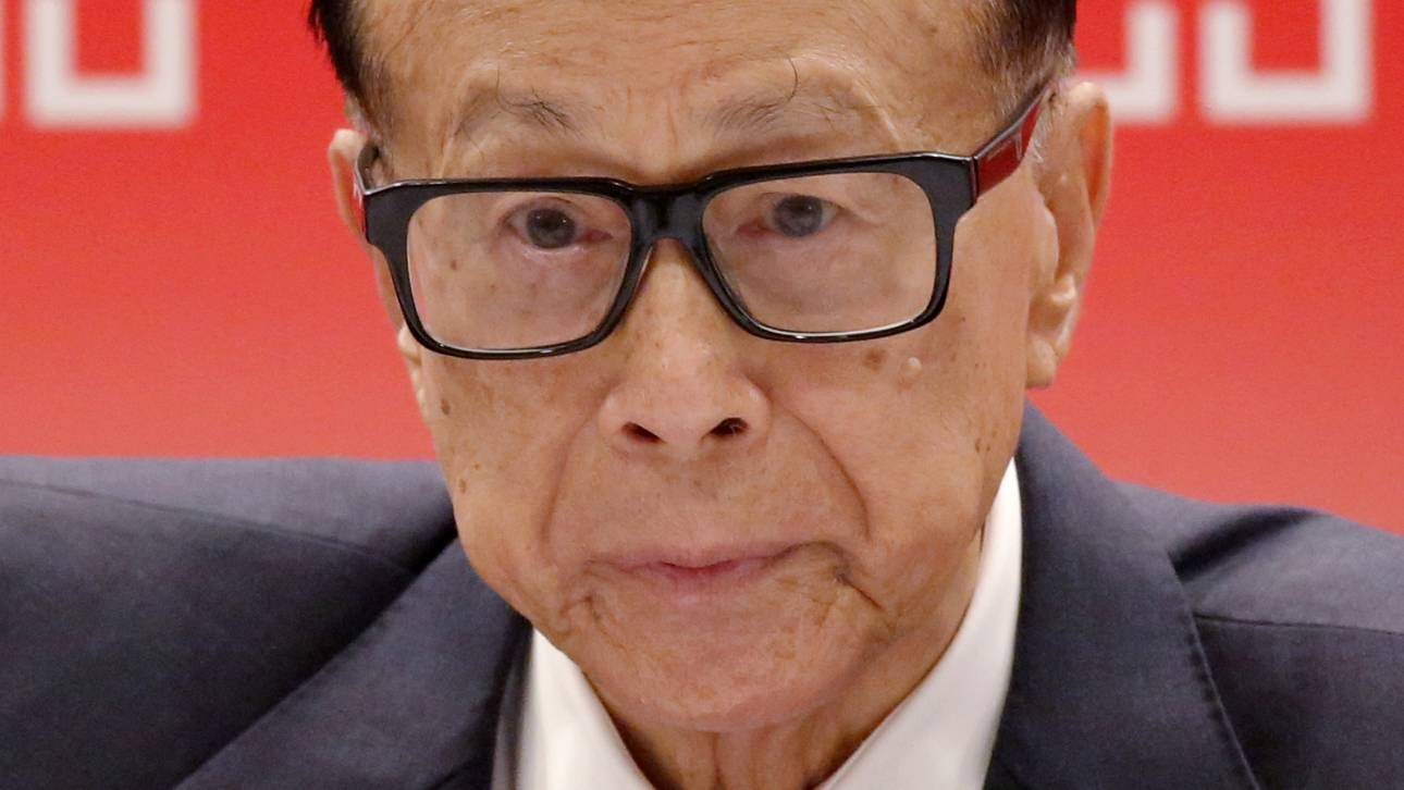 «Τερματίστε την οργή με αγάπη» λέει ο πλουσιότερος ανθρώπος του Χονγκ Κονγκ για τις διαδηλώσεις