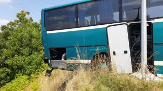 Καρδιοχτύπησαν οι επιβάτες: Λύθηκε το χειρόφρενο του ΚΤΕΛ και παρ'ολίγον να καταλήξει στον γκρεμό