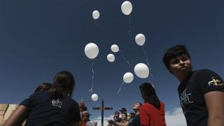 Μακελειό στο Ελ Πάσο: Κύμα συμπαράστασης σε 63χρονο που έμεινε μόνος - Σκοτώθηκε η σύζυγός του
