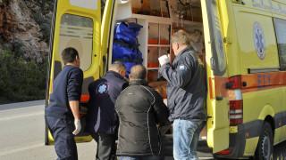 Τραγωδία στον Τύρναβο: Νεκρός 40χρονος σε τροχαίο