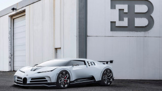 Η καινούργια Centodieci των οχτώ εκατομμυρίων παραπέμπει στη Bugatti EB110 Super Sport