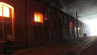 Ουκρανία: Οκτώ νεκροί σε πυρκαγιά ξενοδοχείου στην Οδησσό (pics&vid)