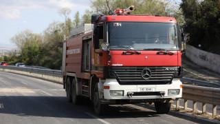 Φωτιά στη Βιάννο Ηρακλείου - Οι ισχυροί άνεμοι, εχθρός των πυροσβεστών