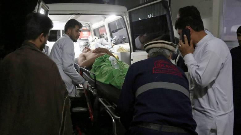 Καμπούλ: Τουλάχιστον 40 νεκροί μετά από έκρηξη σε γαμήλια γιορτή