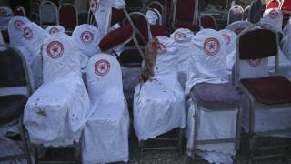 Ματωμένος γάμος στην Καμπούλ: Δεκάδες νεκροί μετά από επίθεση καμικάζι