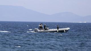 Ηράκλειο: Αναποδογύρισε σκάφος με πέντε επιβαίνοντες