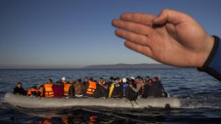 Οι τουρκικές αρχές συνέλαβαν 330 μετανάστες που προσπαθούσαν να φθάσουν στη Μυτιλήνη