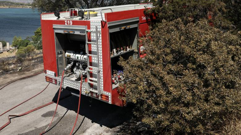 Φωτιά στην Ιεράπετρα Κρήτης