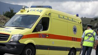 Τροχαίο δυστύχημα με μία νεκρή και τρεις τραυματίες στη Θεσσαλονίκη