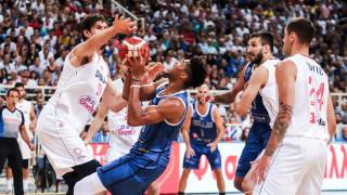 Ελλάδα - Σερβία 80-85: Έχασε τον τελικό και τον Αθηναίου (pics&vids)