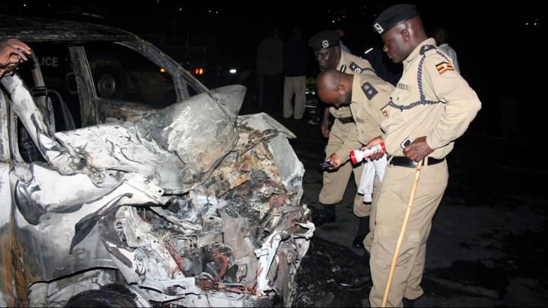 Ουγκάντα: Τουλάχιστον δέκα νεκροί από έκρηξη σε βυτιοφόρο