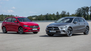 Mercedes: Νέες, plug-in υβριδικές εκδόσεις των A και B-Class με 218 ίππους από 1.332 κυβικά