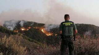 Γκραν Κανάρια: Εκτός ελέγχου η μεγάλη πυρκαγιά - 8.000 άνθρωποι εγκατέλειψαν την περιοχή