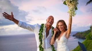 Παντρεύτηκε ο Ντουέιν «The Rock» Τζόνσον (pics)
