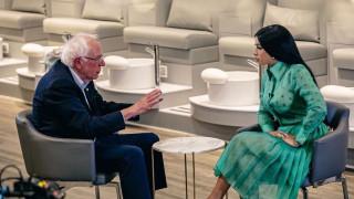 Οι πολιτικές ανησυχίες της Cardi B και ο θαυμασμός της για τον Μπέρνι Σάντερς