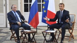 Πούτιν: Δεν υπάρχει κανένας κίνδυνος αύξησης της ραδιενέργειας