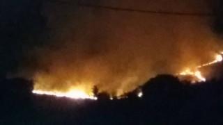 Πυρκαγιά στη Φλώρινα