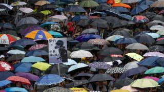 Twitter και το Facebook διέγραψαν λογαριασμούς που «δυσφήμιζαν» τους διαδηλωτές στο Χονγκ Κονγκ