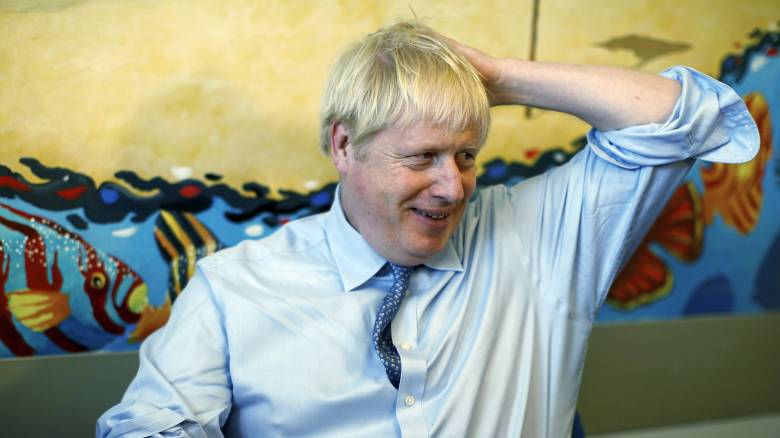Brexit: Επιστολή Τζόνσον σε Τουσκ για το backstop