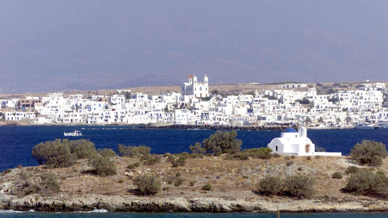 Θα γίνει η Πάρος το πρώτο νησί της Μεσογείου χωρίς πλαστικά;