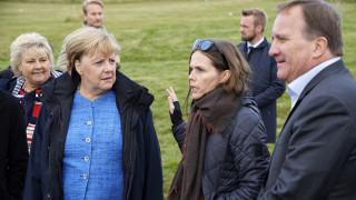 Μέρκελ: Πιθανή λύση στο ζήτημα των ιρλανδικών συνόρων χωρίς επανεξέταση της συμφωνίας