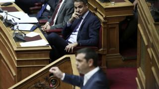 Σύγκρουση κυβέρνησης και αντιπολίτευσης για τον έναν χρόνο χωρίς μνημόνιο