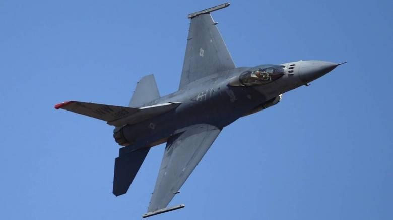 Το Στέιτ Ντιπάρτμεντ ενέκρινε την πιθανή πώληση μαχητικών αεροσκαφών F-16 στην Ταϊβάν