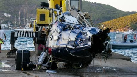 Πτώση ελικοπτέρου στον Πόρο: Μηχανική βλάβη ή ανθρώπινο λάθος;
