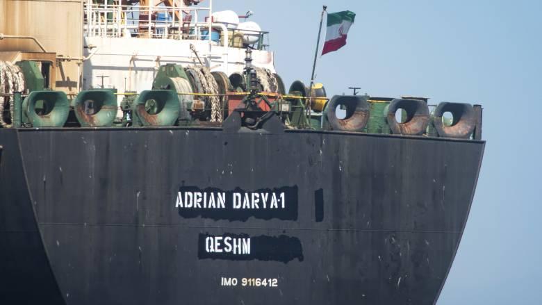 ILNA: Το Adrian Darya 1 έχει μισθωθεί από ιρανική ναυτιλιακή εταιρεία
