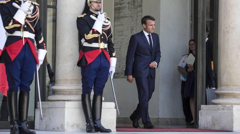 Brexit χωρίς συμφωνία βλέπει η Γαλλία - Στο Παρίσι αύριο ο Τζόνσον