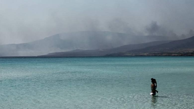 «Ξεκλειδώνει» η βοήθεια για την Ελαφόνησο: Σε κατασταση έκτακτης πολιτικής ανάγκης κηρύχθηκε το νησί