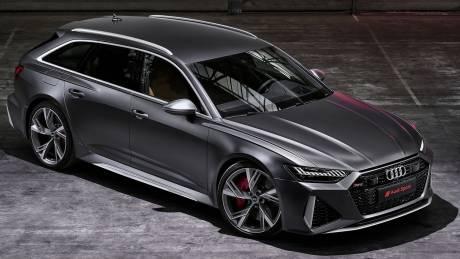 Το νέο Audi RS 6 Avant βάζει με 600 ίππους ακόμα και υπερ- αυτοκίνητα στη θέση τους