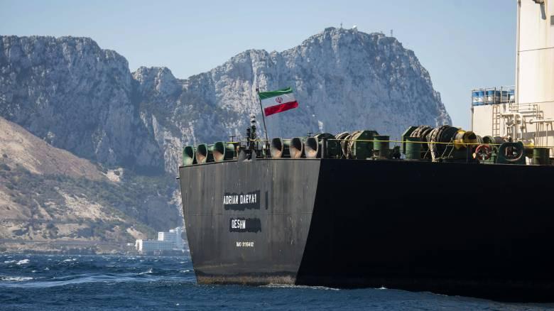 Αρχή για το Ξέπλυμα: Παρέμβαση για το ιρανικό τάνκερ