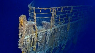 Ο Τιτανικός αποσυντίθεται: Σε κίνδυνο το ναυάγιο του ιστορικού πλοίου
