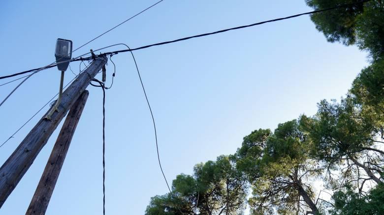 Πτώση ελικοπτέρου στον Πόρο: Πλήρης αποκατάσταση της ηλεκτροδότησης του νησιού