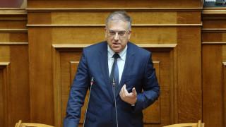 Θεοδωρικάκος: Νομοθετική πρωτοβουλία για την κατάργηση της απλής αναλογικής στην αυτοδιοίκηση