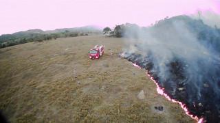 Αμαζόνιος: Η φωτιά «κατατρώει» τη ζούγκλα