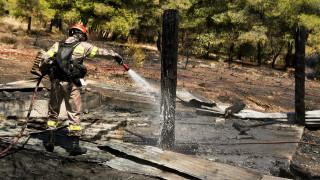 Πολύ υψηλός κίνδυνος πυρκαγιάς σε πέντε περιφέρειες την Παρασκευή
