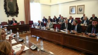 Οι τρεις δικαστικοί λειτουργοί που προκρίνονται για τη θέση του προέδρου του Αρείου Πάγου